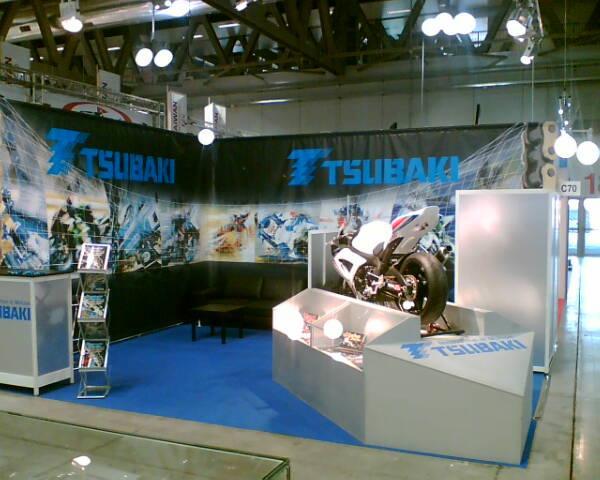 Tsubaki Rider Booth