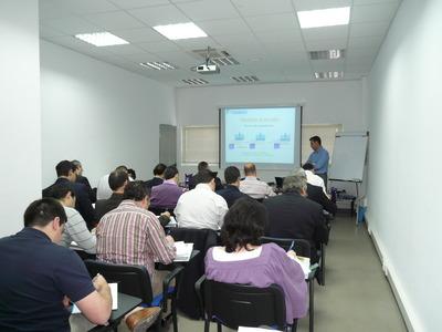 Seminar at Transmision